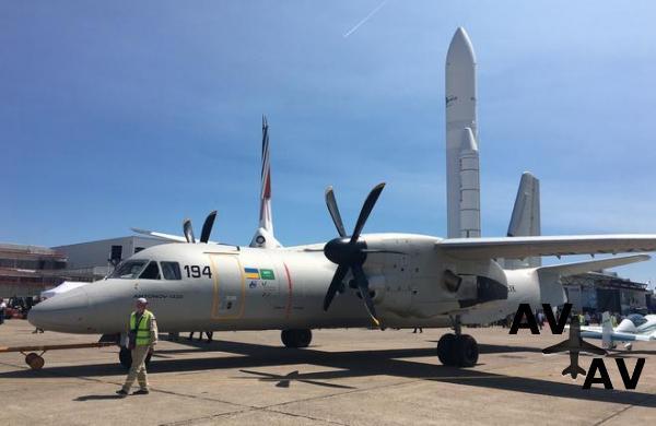 «Антонов» возьмется за сборку первых 20 самолетов Ан-132