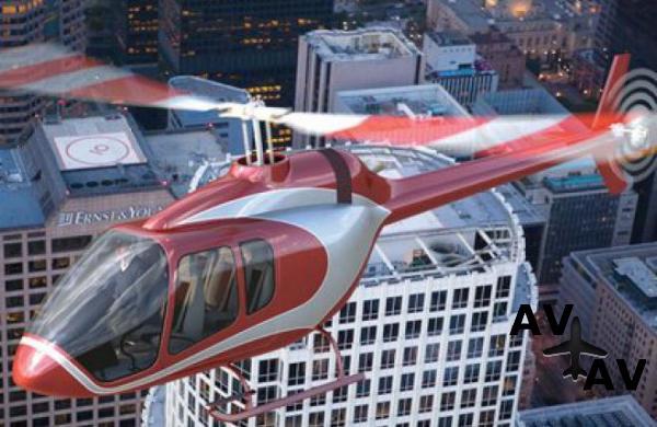 Bell Helicopter запускает программу легкого однодвигательного вертолета