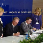 ИФК и ГСС подписали соглашение об условиях поставки SSJ 100