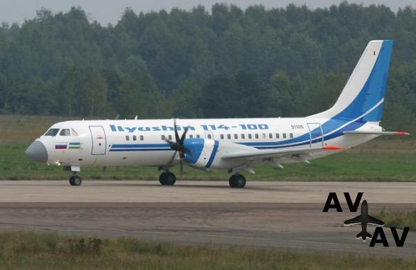 «Ильюшин» возродит Ил-114 с канадскими двигателями