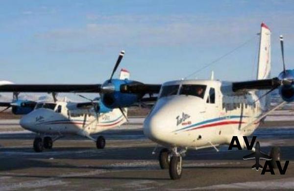 Корпорация «Витязь» заказала семь самолетов DHC-6 Twin Otter Series 400