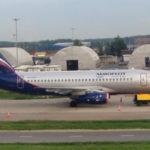 """Самолет SSJ 100 для """"Аэрофлота"""" будут красить в Чехии"""